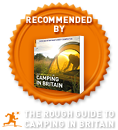 The Rough Guide to Camping Recommended